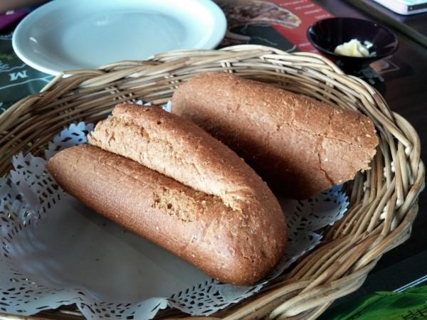 ขนมปัง @Hippopotamus
