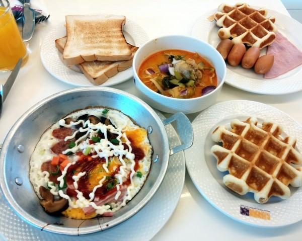 อาหารเช้า นิมมานไหม