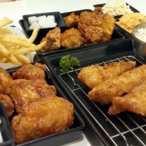 Bon Chon Chicken ไก่ทอดเกาหลีที่ไม่ได้มีดีแค่ไก่ทอด