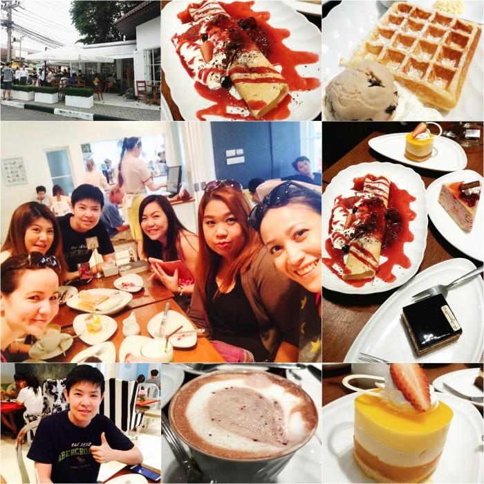 Pattaya 20-22 Mar 2015 - La Baguette