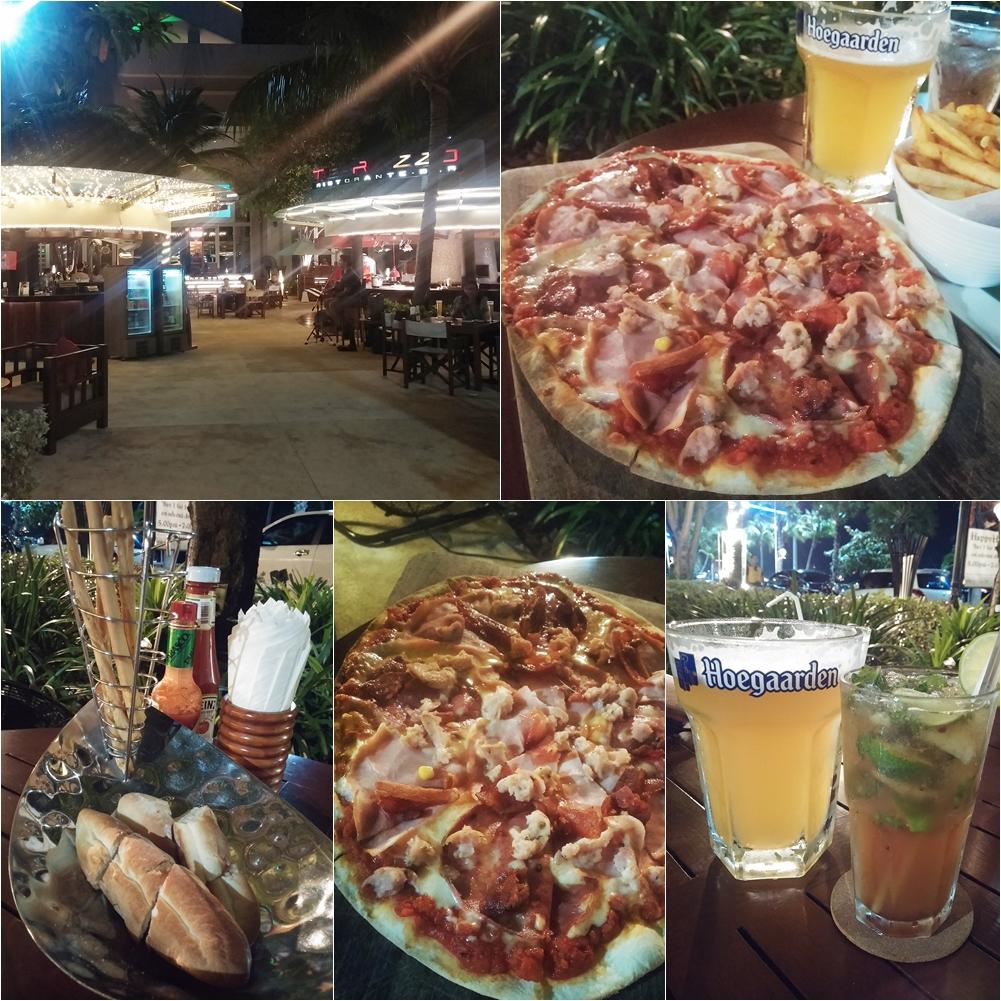 Terrazzo, Holiday Inn Pattaya