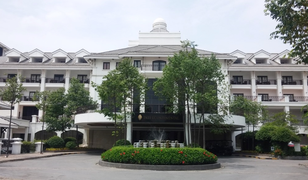 Intercontinental Hanoi Westlake Hotel