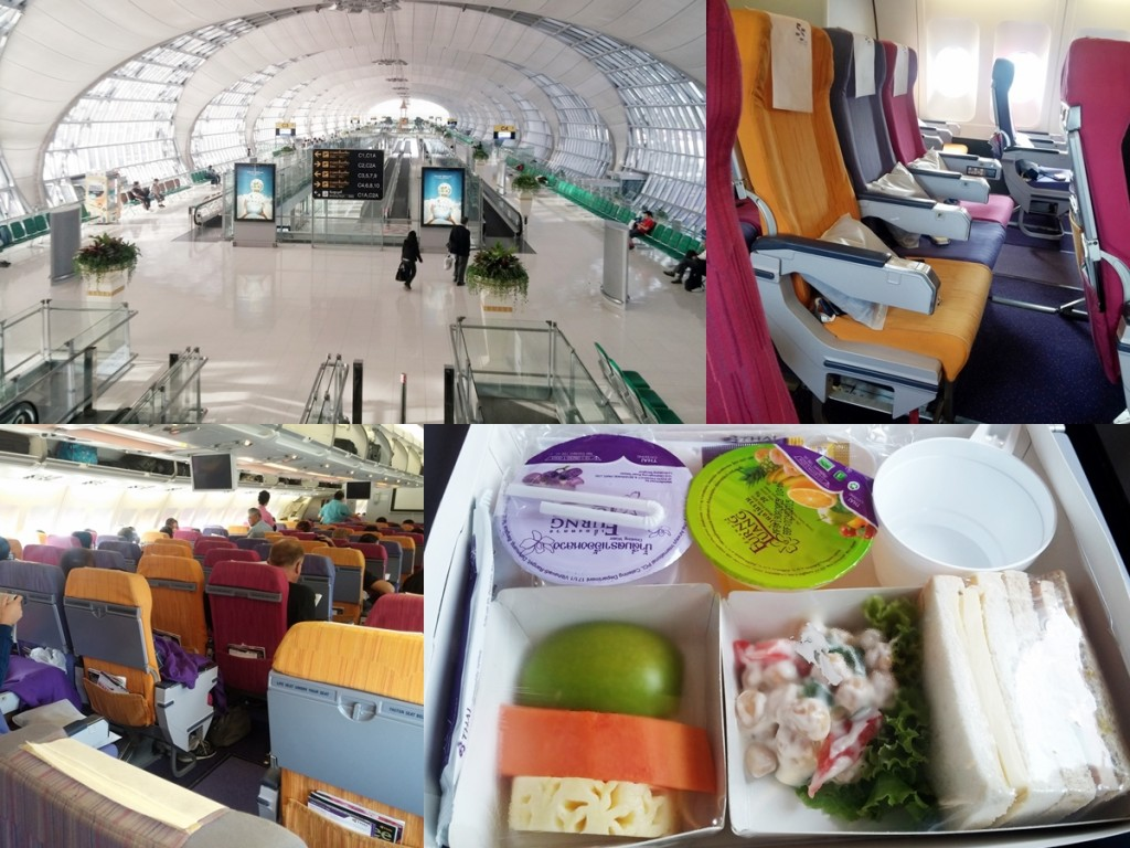 Flight BKK-HCM
