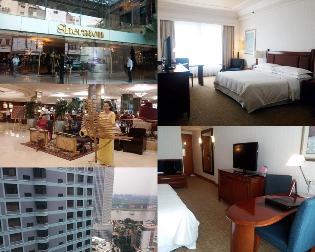 Sheraton Hotel Ho Chi Minh