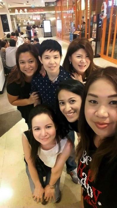 With SJ. Friend