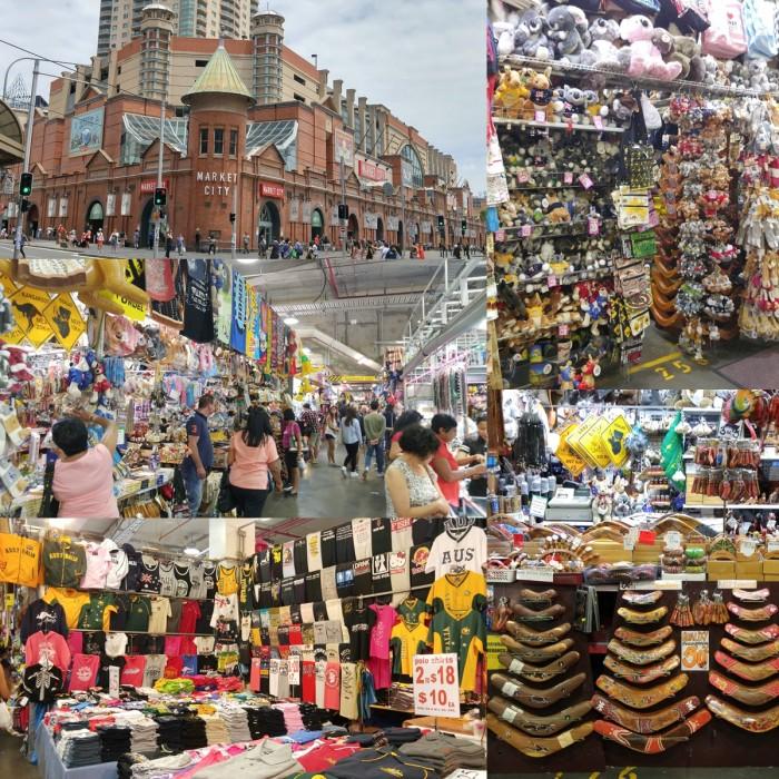 Market City & Paddy's Market