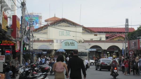 Ben Than Market