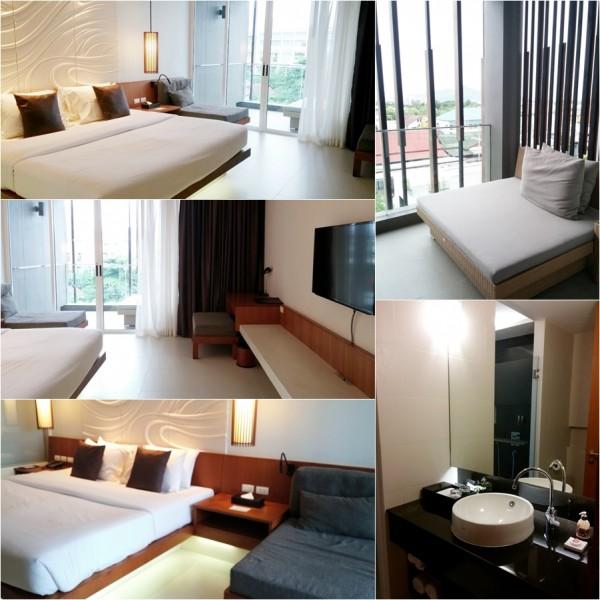 ห้องพัก G Hua Hin Resort and Mall