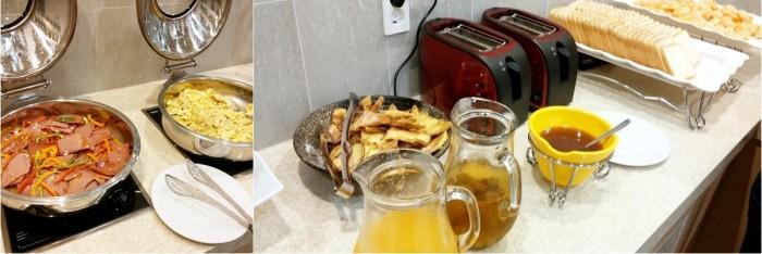 Poong Gyung Hotel Breakfast