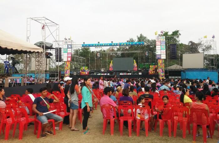 Pattaya 20-22 Mar 2015 - ทีวี 3 สัญจร Concert