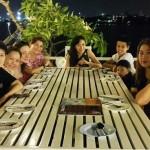 Pattaya Trip with St.John's Gang – Mar 2015