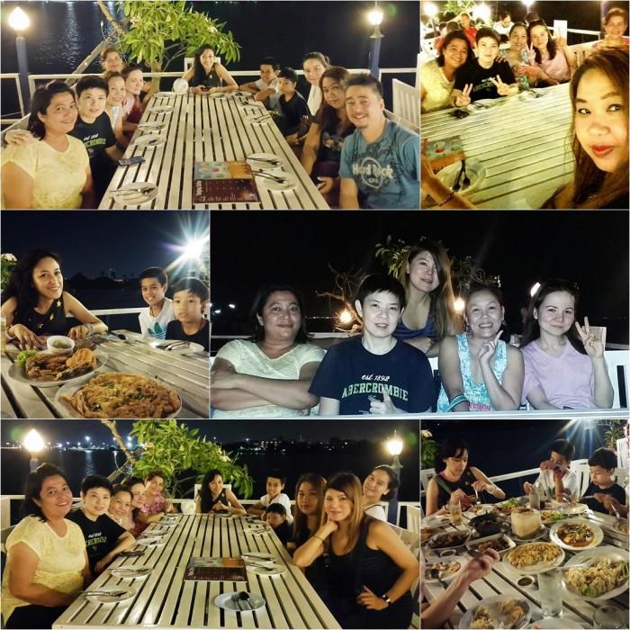 Pattaya 20-22 Mar 2015 - dinner