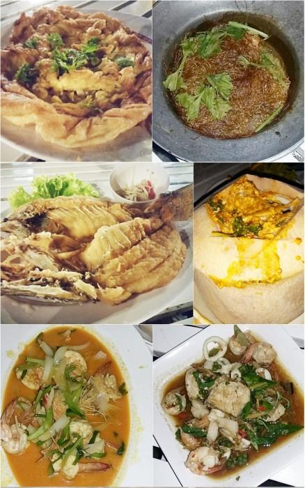 Pattaya 20-22 Mar 2015 - dinner2