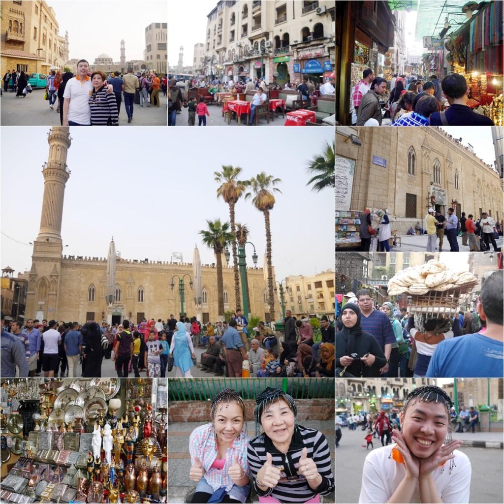 ตลาดข่าน Khan el-Khalili