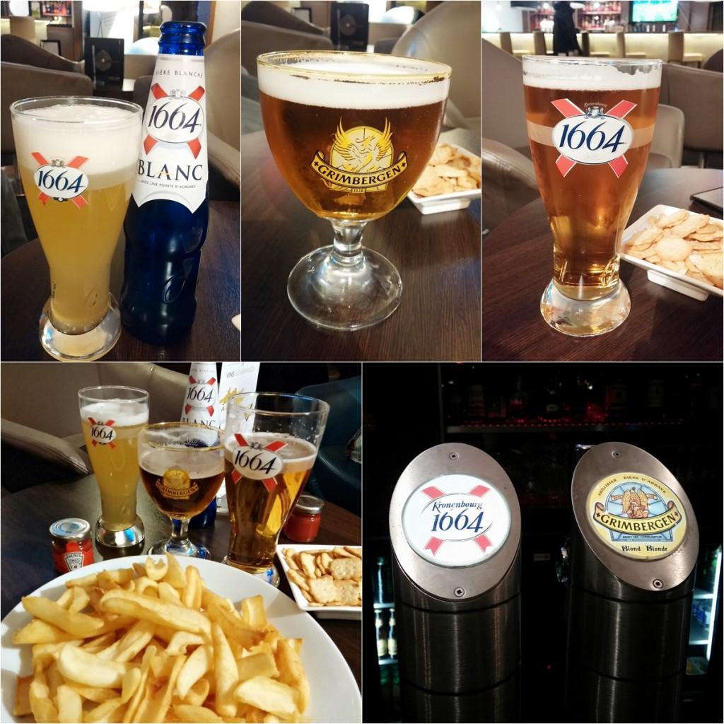 Beer Party in Europe