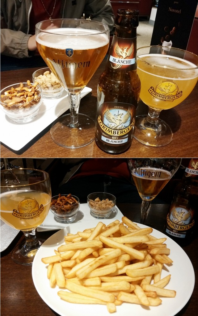 Beer and Fries Party in Europe