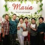 Pre-Birthday 2015 at Maria Pizzeria ราชพฤกษ์
