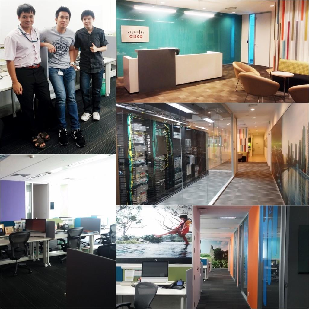 Cisco Hanoi Office