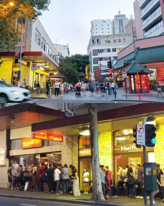 China Town Sydney & Mamak