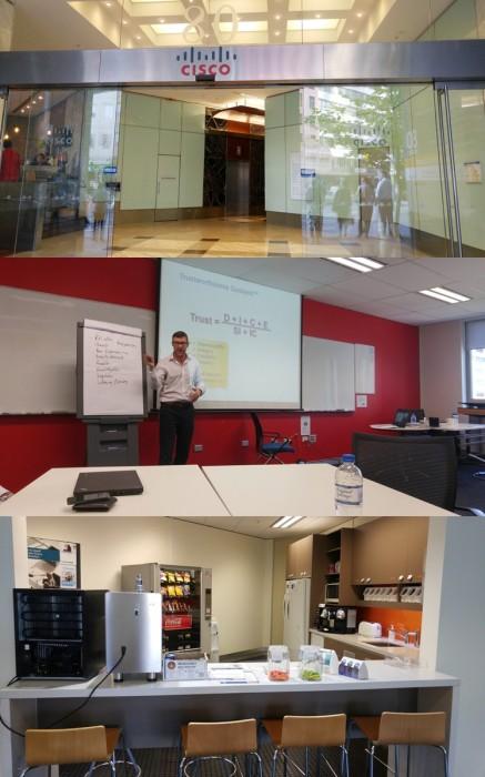 Cisco Office North Sydney