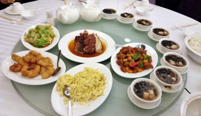 Lunch at Hotel Near Senardo Square