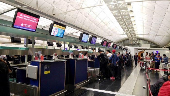 ็Hong Kong Airport