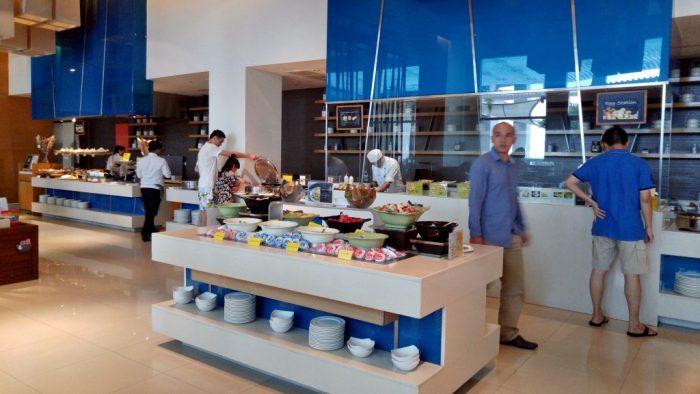 Cafe G at Holiday Inn Pattaya