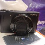 Sony WX-500 Compact Camera with 30x Optical Zoom