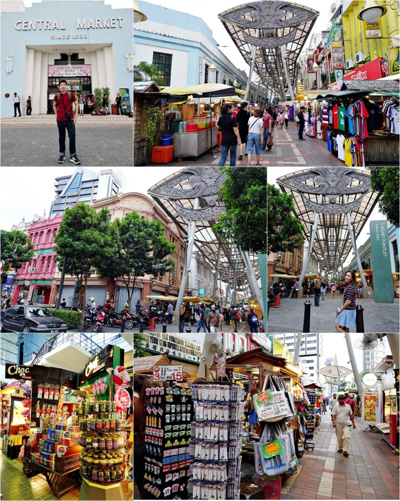 Central Market, KL, Malaysia