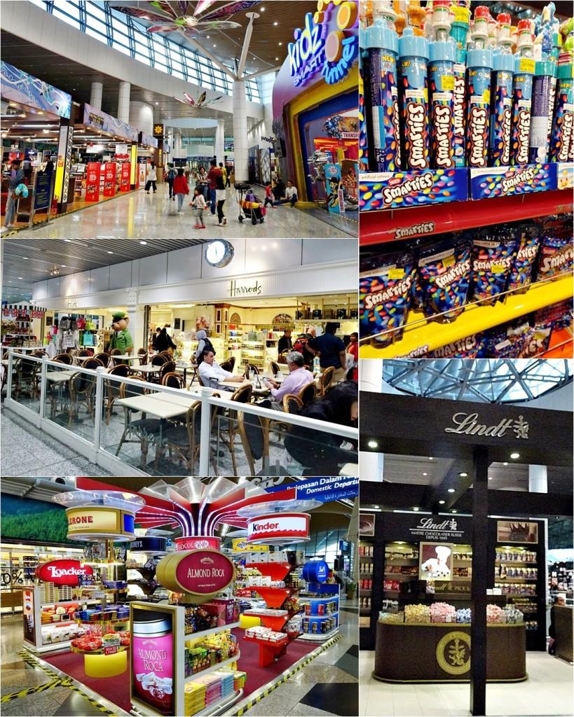 Shops at KLIA